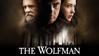 Netflix box art for The Wolfman