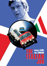 The Italian Job Netflix AR (Argentina)