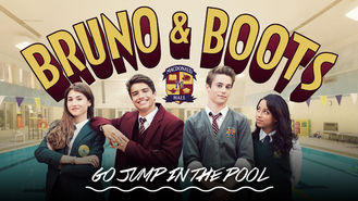 Netflix box art for Bruno and Boots: Go Jump in the Pool