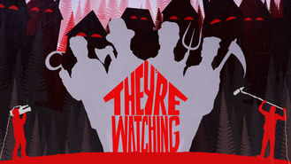 Netflix Box Art for They're Watching