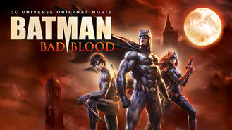Is Batman: Bad Blood on Netflix Costa Rica?