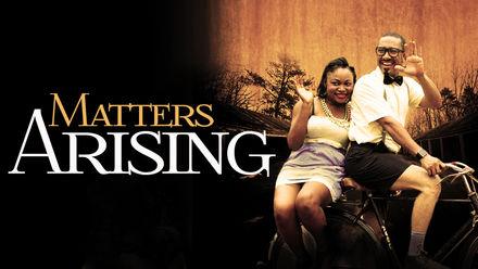 Matters Arising