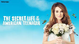 Is The Secret Life of the American Teenager, Season 1 on Netflix?