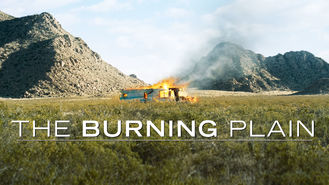 Netflix box art for The Burning Plain