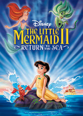 The Little Mermaid II: Return to the Sea Netflix AW (Aruba)