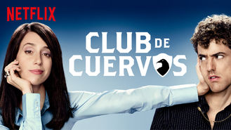 Netflix box art for Club de Cuervos - Season 2