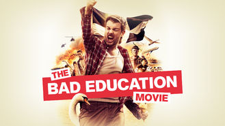 Netflix box art for The Bad Education Movie