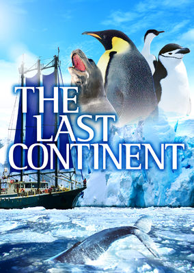 Last Continent, The