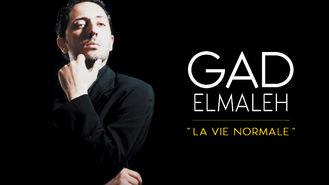 Netflix box art for Gad Elmaleh: La Vie Normale
