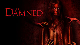 Netflix box art for The Damned