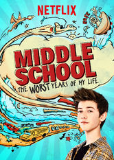Middle School: The Worst Years of My Life Netflix AR (Argentina)