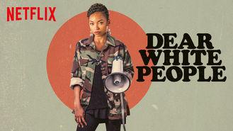 Netflix box art for Dear White People - Season 1