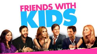Netflix box art for Friends with Kids