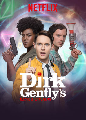 dirk gently shapes and colours