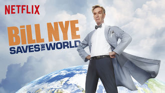 Netflix box art for Bill Nye Saves the World - Season 1
