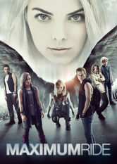 Maximum Ride Netflix AU (Australia)