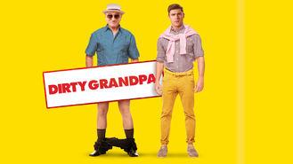 Netflix box art for Dirty Grandpa