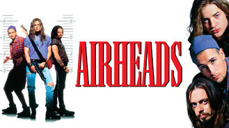 Is Airheads on Netflix?