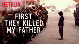 Netflix Box Art for First They Killed My Father