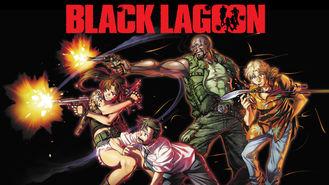 Netflix box art for Black Lagoon - Season 2