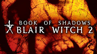 Netflix box art for Book of Shadows: Blair Witch 2