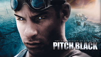 Netflix box art for Pitch Black