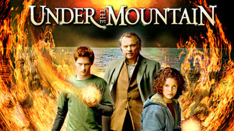 Netflix box art for Under the Mountain