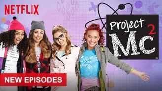 Netflix box art for Project Mc² - Season 2