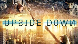 Netflix box art for Upside Down