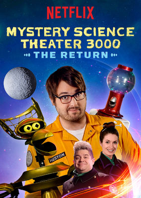 Box art for Mystery Science Theater 3000: The Return