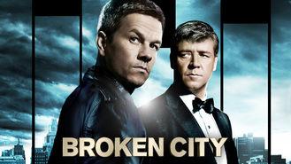 Netflix box art for Broken City