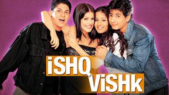 Netflix box art for Ishq Vishk