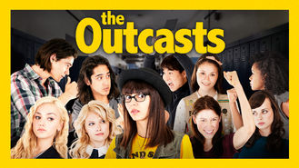 Netflix box art for The Outcasts