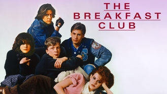 Netflix box art for The Breakfast Club