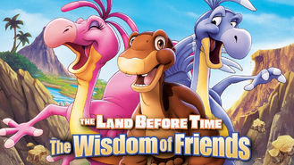 Netflix box art for Land Before Time: The Wisdom of Friends