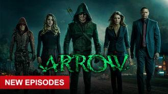 Netflix box art for Arrow - Season 4