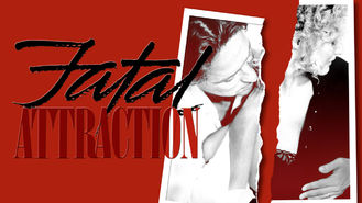 Netflix box art for Fatal Attraction