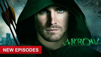 Netflix box art for Arrow - Season 4