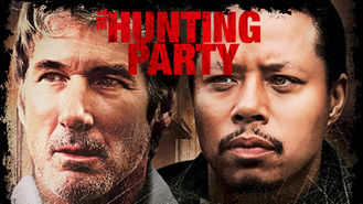 Is The Hunting Party on Netflix?