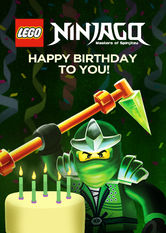 LEGO Ninjago: Masters of Spinjitzu: Happy Birthday to You! Netflix EC (Ecuador)