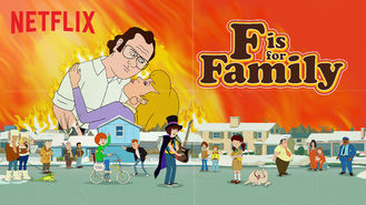 Netflix box art for F is for Family - Season 2