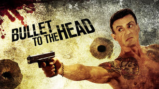 Netflix box art for Bullet to the Head
