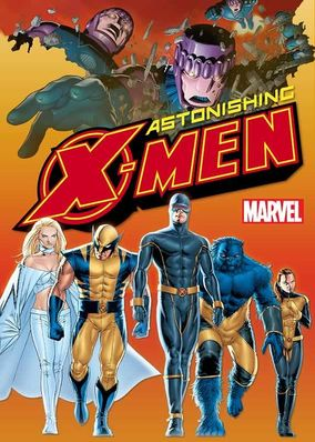 Astonishing X-Men - Season 1