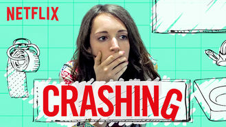 Netflix box art for Crashing - Season 1