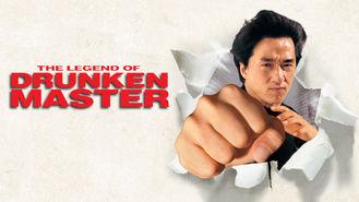 Is The Legend of Drunken Master on Netflix?