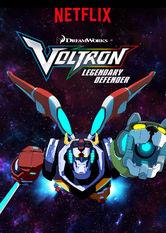 Voltron: Legendary Defender Netflix IN (India)