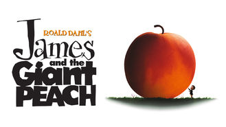 Netflix box art for James and the Giant Peach