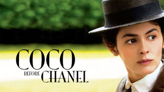Netflix box art for Coco Before Chanel