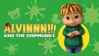Netflix box art for Alvinnn!!! And the Chipmunks - Season 1