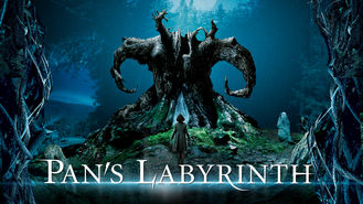 Netflix box art for Pan's Labyrinth